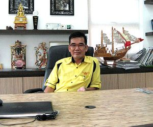 Tiger You, founder and Managing Director of Tiger Excellent Wood Sdn Bhd